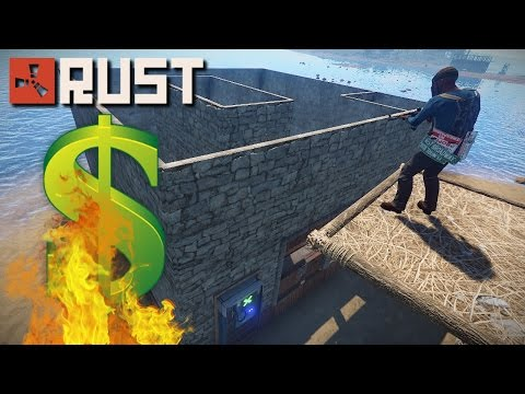 BREAKING INTO a RIVAL SHOP! | Rust