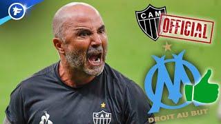 OFFICIEL : Jorge Sampaoli quitte le Brésil et arrive à l'OM | Revue de presse