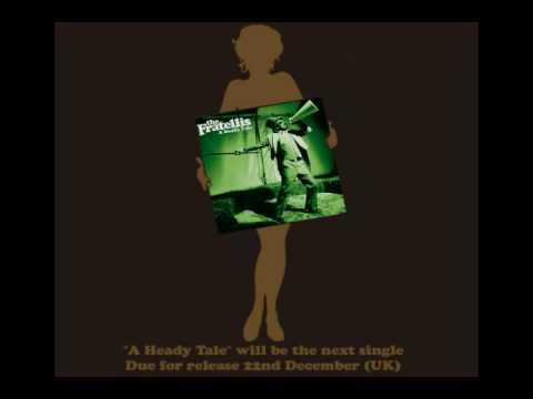 The Fratellis - Lonesome Anti-Christmas Blues + Lyrics