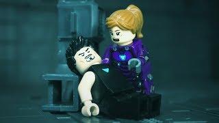 Avengers Endgame Pepper Potts Saves Tony Stark Lego Stop Motion