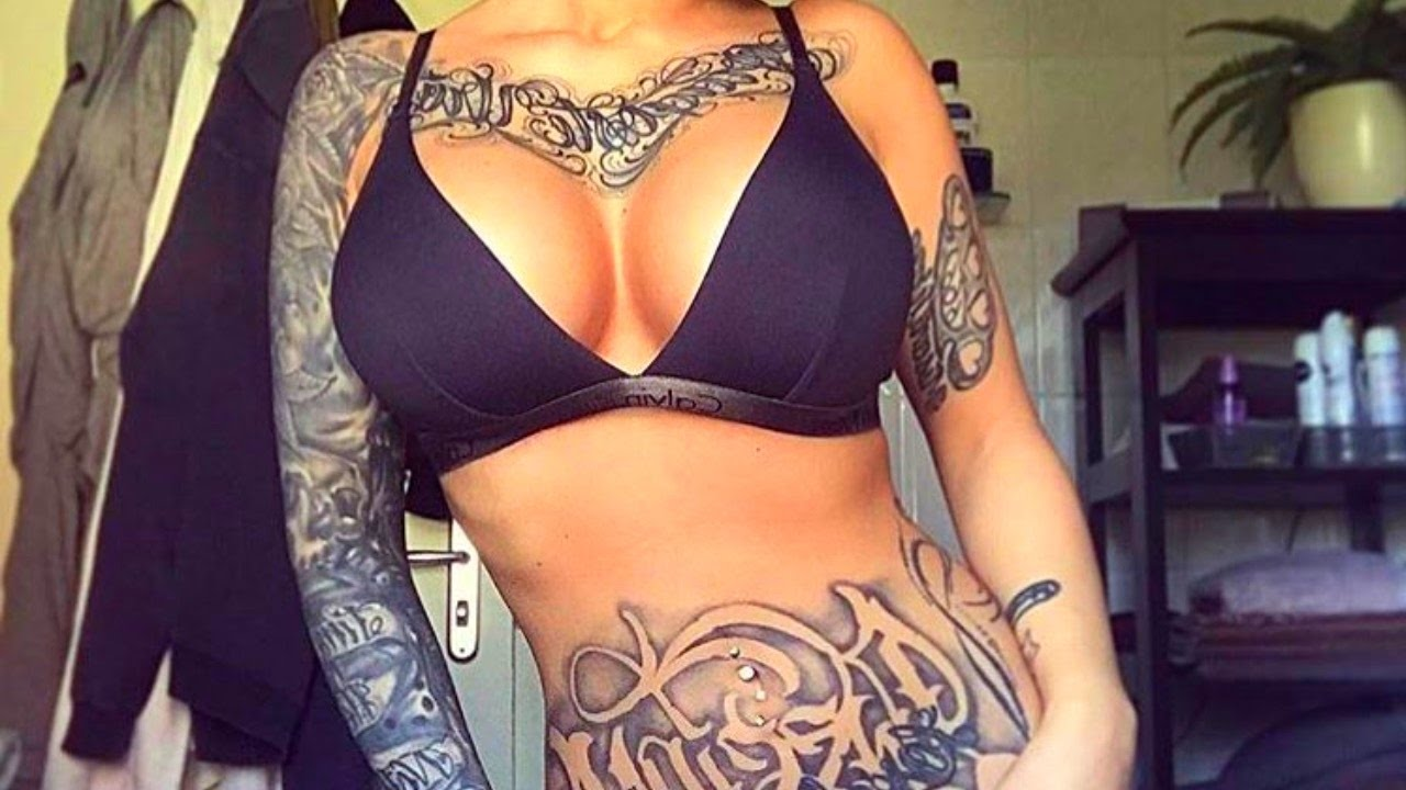 Best Ideas About Belly And Stomach Tattoos For Girls Youtube