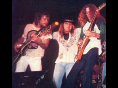 Lynyrd Skynyrd  Radio interview 1977 with RVZ,AC,&SG