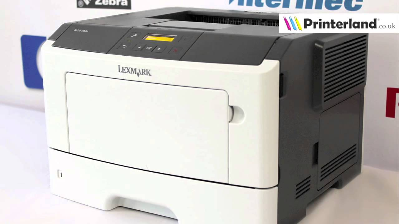 Lexmark MSdn - printer - monochrome - laser Series Specs & Prices