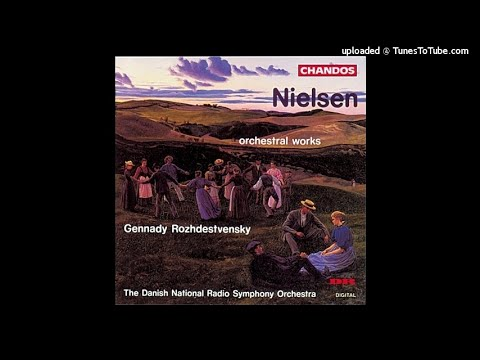 Carl Nielsen : An Evening at Giske, Prelude to the incidental music FS 9 (1889)