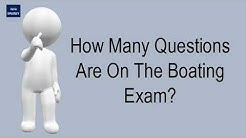 How Many Questions Are On The Boating Exam?