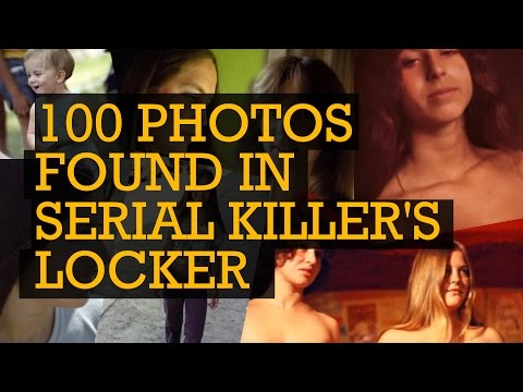 100 Photos Found In Serial Killer's Locker
