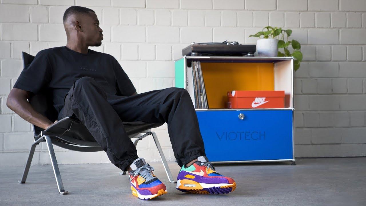 Nike Air Max 90 QS *VIOTECH* x
