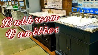 Menards Bathroom Vanities and Vanity tops
