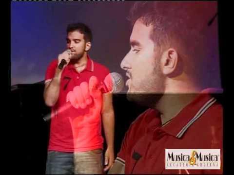 Daniele Sorabella Canta Wherever You Will Go By Musica & Musica