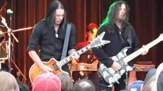 Queensryche The thin line Live