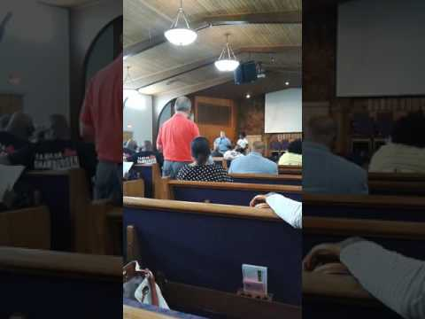 Tampa Candidate Forum 1 Bob Henriquez Property Appraiser Climate Change Question