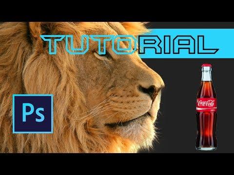 Objekte In Photoshop Freistellen - Photoshop Tutorial_FX