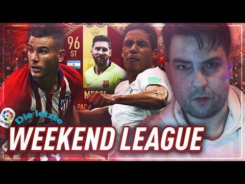 Fifa 19: Die letzte WL auf dem Acc. Auf dem Weg zu Gold 3 thumbnail