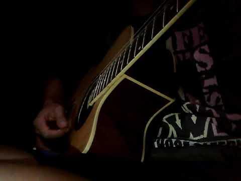 Iseng main gitar enak juga 😅.. ARMADA-BEBASKAN DIRIKU