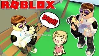 ADOPTO A SHULIBABY !! Y ME INVITA A UNA CARRERA ? - ROBLOX ADOPT-ME thumbnail