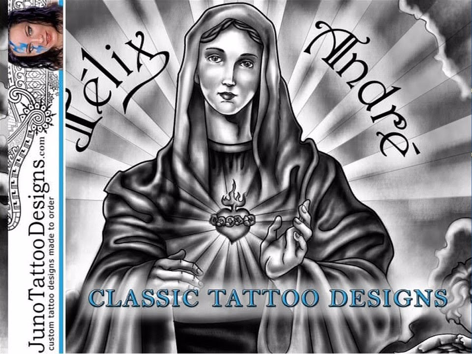 41b2b9073 tattoo designs classic by Juno Tattoo Designs - YouTube
