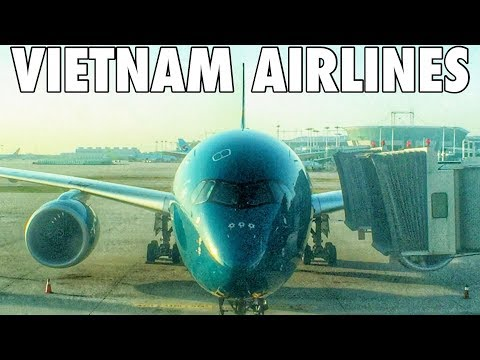 Vietnam Airlines A350! Business Class to Seoul