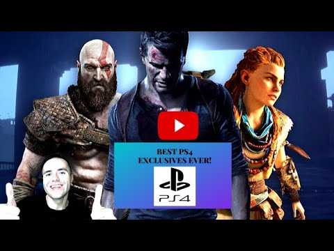 BEST PS4 GAMES EVER! ★☆★ BEST PS4 EXCLUSIVES ★☆★ MUST HAVE PS4 GAMES BEFORE PS5 COMES OUT ★☆★