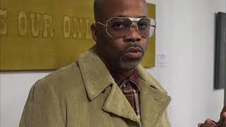 Damon Dash Promotes Los Angeles Event Go Burn Gucci Items