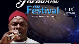ONYENZE NWA AMOBI LIVE PERFORMANCE IN BOSTON   IHEMBOSI YAM FESTIVAL - Nigerian Highlife Music