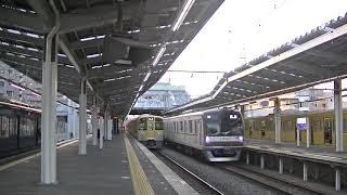 東京メトロ10103F 上り回送 西武線小手指通過