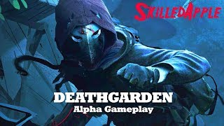 DEATHGARDEN ALPHA | The Newest Game By The Dudes Behind Dead By Daylight | DEATHGARDEN GAMEPLAY
