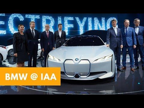 IAA 2017 (BMW International Motor Show Booth)