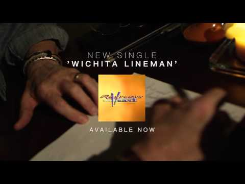 Restless Heart - 'Wichita Lineman' ad with Paul Gregg