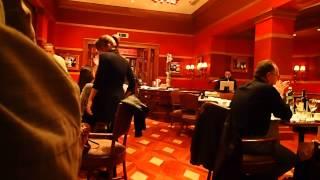 Nikki Gil dancing in Rome