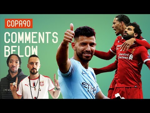 Who Are The Best Team in England? Liverpool vs Man City | Comments Below