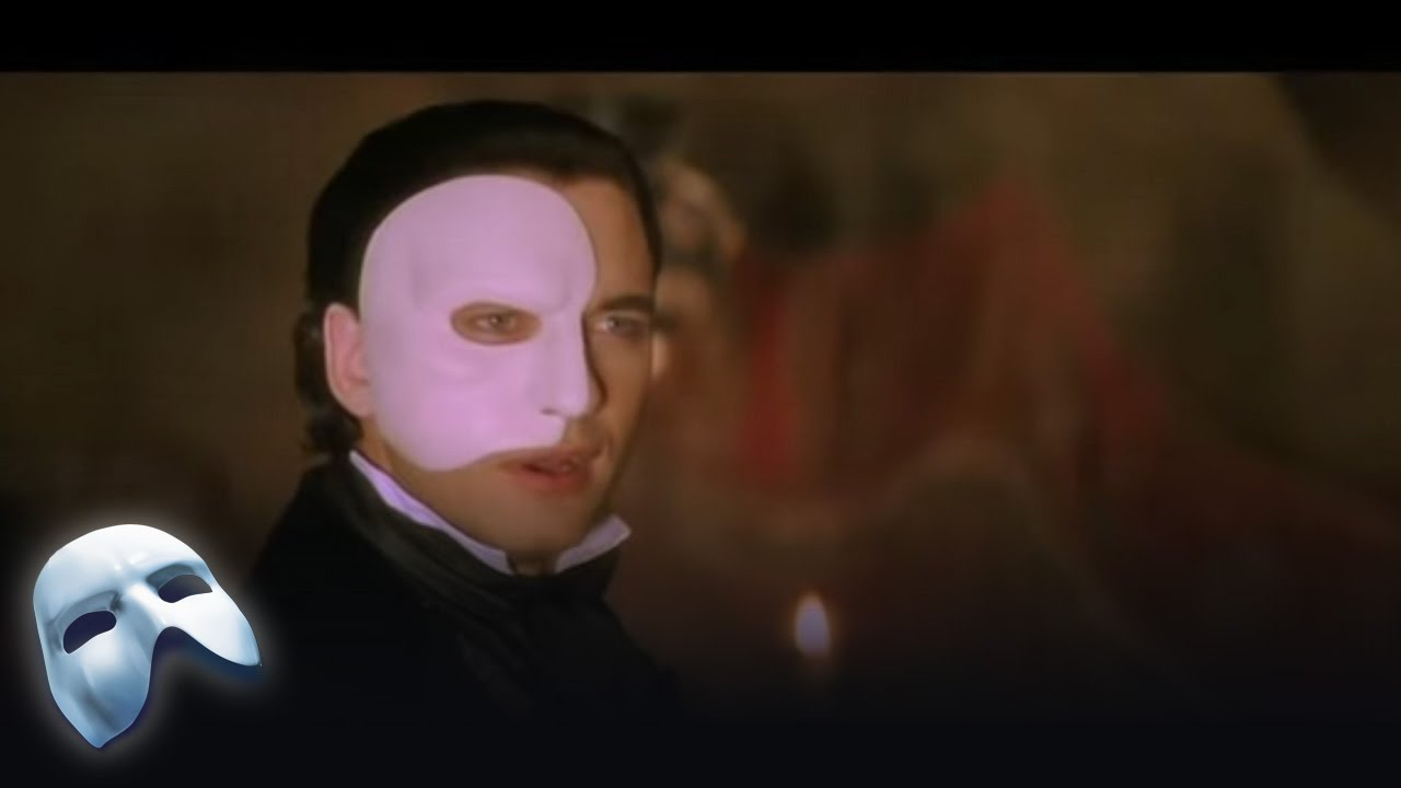 The Music Of The Night 2004 Film The Phantom Of The Opera Youtube