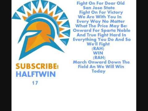 San Jose State Fight Song
