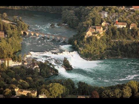 Дикая Швейцария 3 cерия - Вода и лед