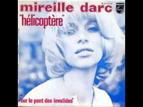 Mireille Darc - Hélicoptère (1969)