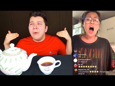 Veronica Wangs attacks me & spreads nasty lies RE: SAS ASMR & Stephanie Soo (Receipts) • TEA MUKBANG