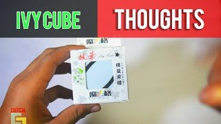 QiYi MoFangGe IVY CUBE Unboxing & First Impression