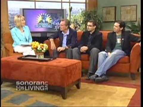 Sonoran Living Robert Wagner and Ronalds Brothers Interview
