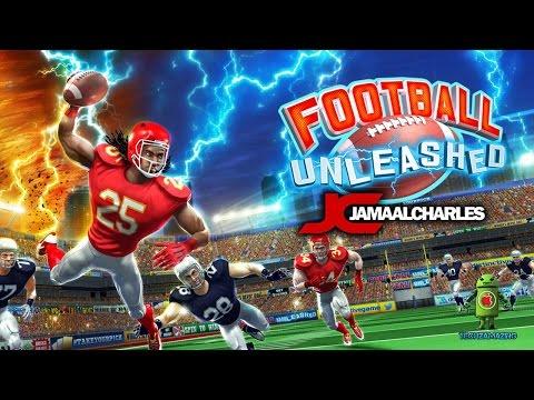 Football Unleashed JAMAAL CHARLES (iOS/Android) Gameplay HD