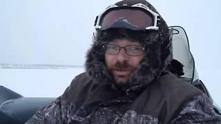 Зимняя рыбалка 18+ (отчёт 09.11.2017 г)