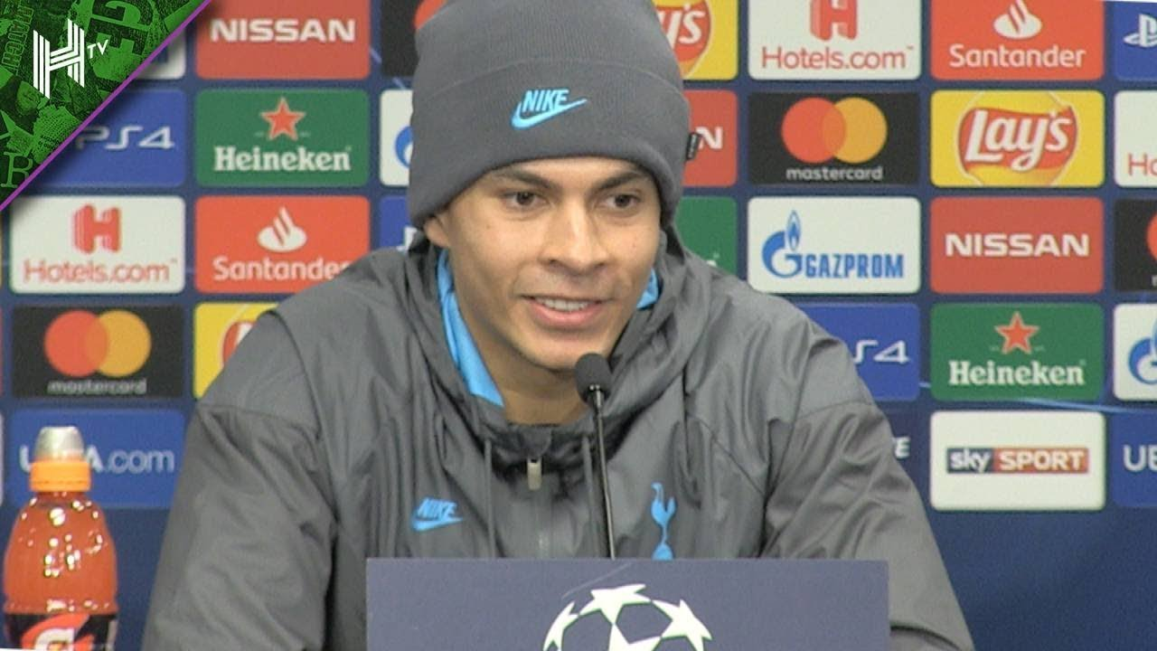 It's not the time to get our violins out | Leipzig v Tottenham | Dele Alli press conference