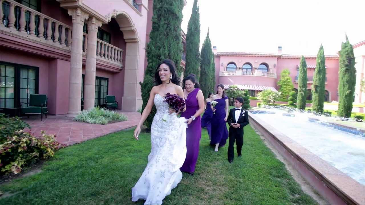 Orange County Wedding Videography Roxanne Vic S Day