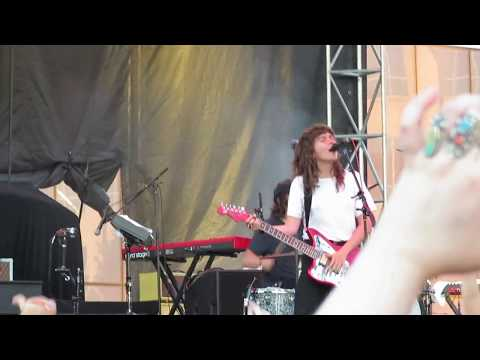 Courtney Barnett at 80/35 Music Festival, Des Moines, IA