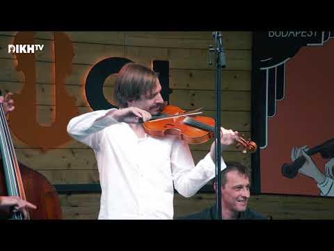 Canarro: Rosetta (Earl Hines) // Dikh Tv - Django Feszt