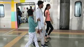 Sakinaka Metro station Mumbai | mumbai metro stations