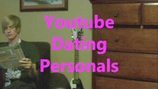 YouTube Dating Personals