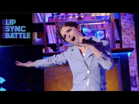 Anna Kendrick on Lip Sync Battle