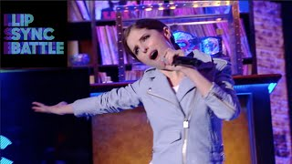 Anna Kendrick on Lip Sync Battle
