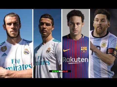 Cristiano Ronaldo - Messi - Neymar - Bale ● All Red Cards in Their Career ● 1080i HD #Cr7 #Neymar
