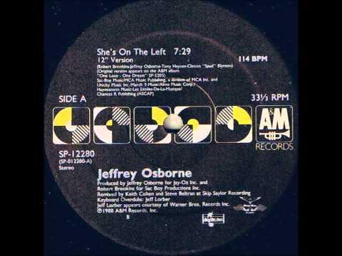 Looseline Feat. Jeffrey Osborne - She's on the left