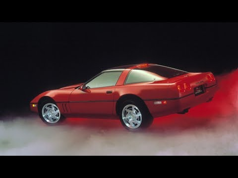 Why It's The Right Time To Buy A C4 Chevy Corvette - And Which One To Get